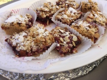 3rd Place - Olallieberry Crumble Bars